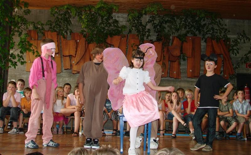 Tiersteinschule Kantate