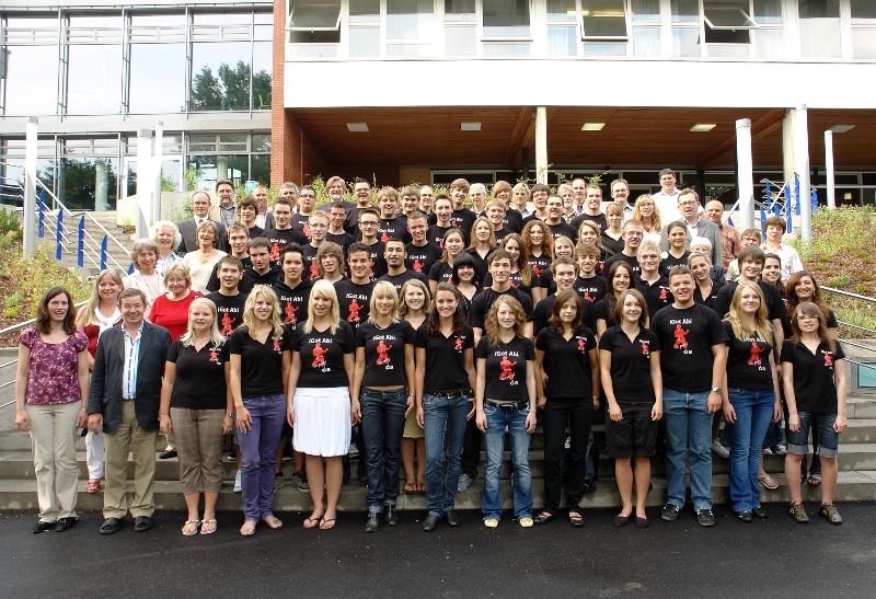 EAG Abiturprüfungen 2009