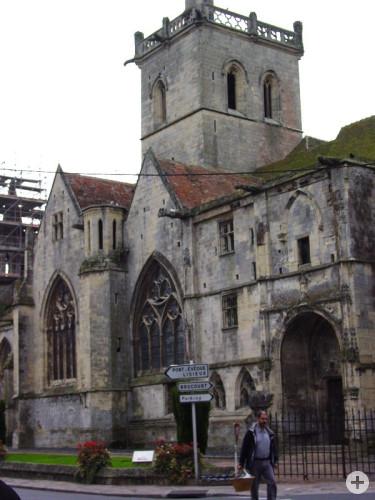 Dives Kirche Normannisch