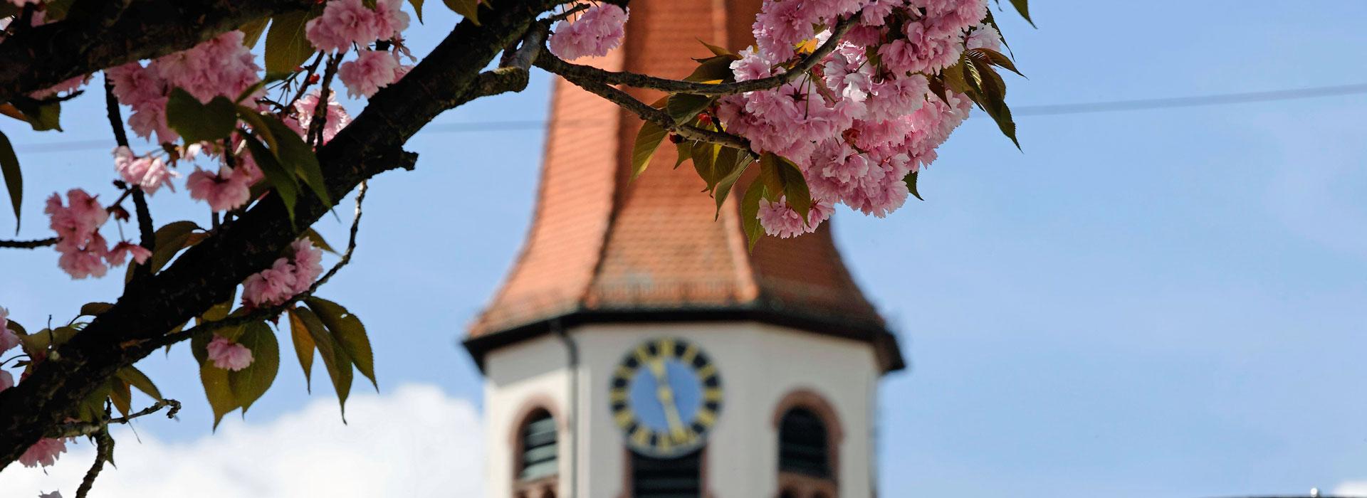 Kirchturm Oberkochen
