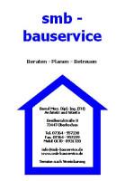 Logo smb-bauservice