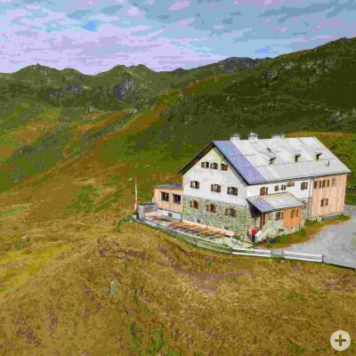 Rastkogel-Hütte