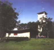 Volkmarsbergturm und Schutzhütte