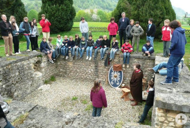 EAG beim Römerkeller
