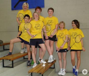 EAG Jugend trainigert für Olympia