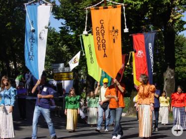 Montebelluna Festumzug Palio