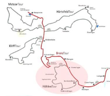 Brenz-Radweg