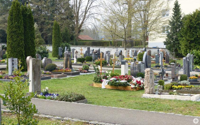Katholischer Friedhof
