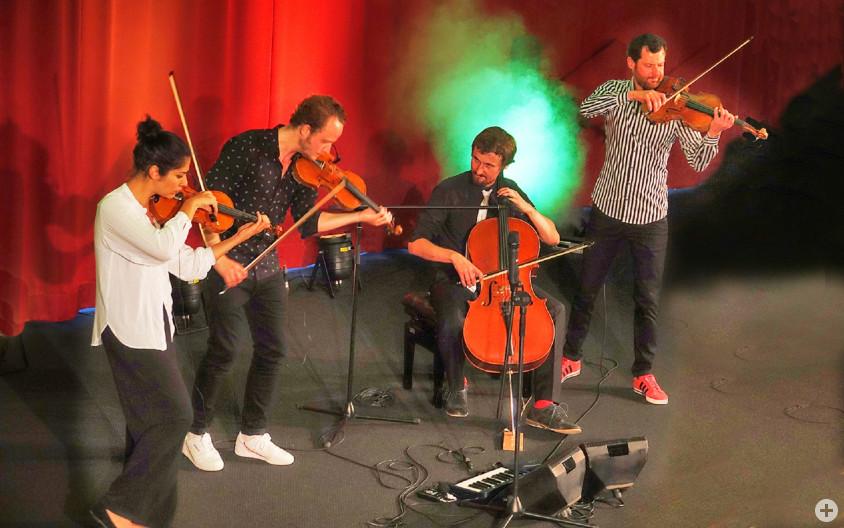 Feuerbach Quartett
