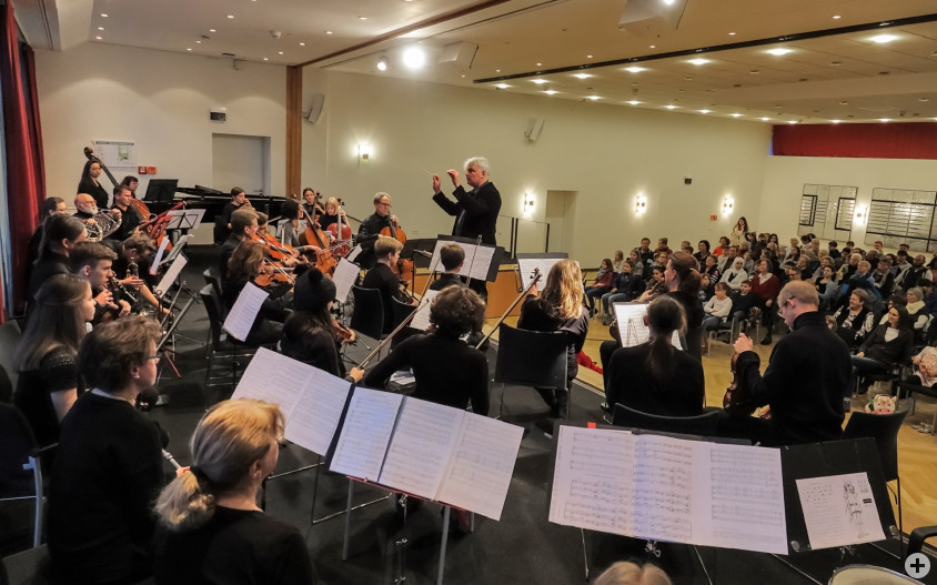 Der Nussknacker mit der Sinfonietta Oberkochen-Königsbronn