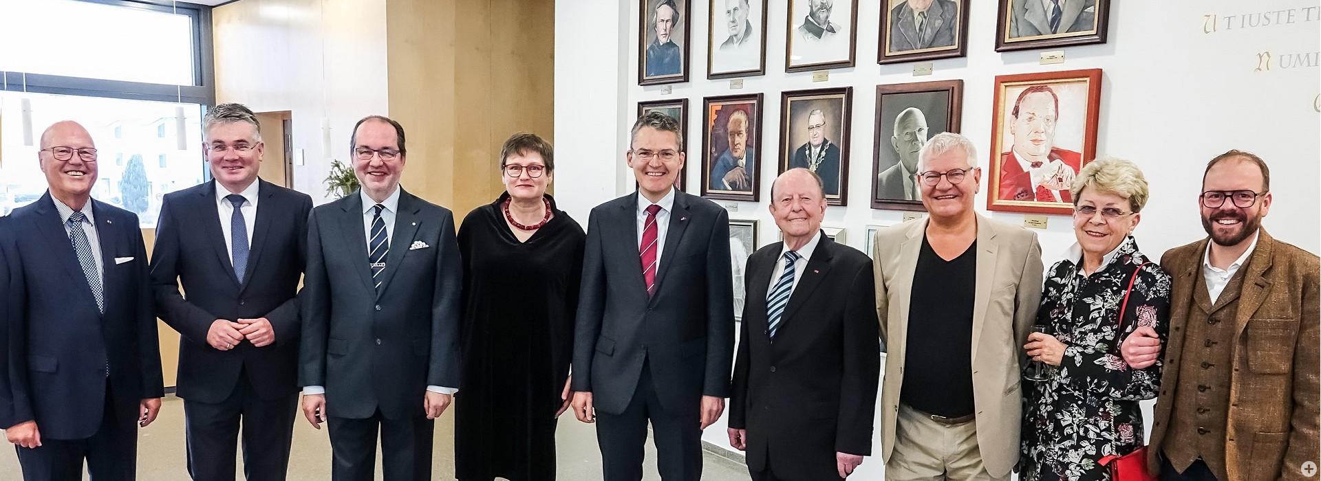 Neujahrsempfang 2020 der Stadt Oberkochen im Rathaus