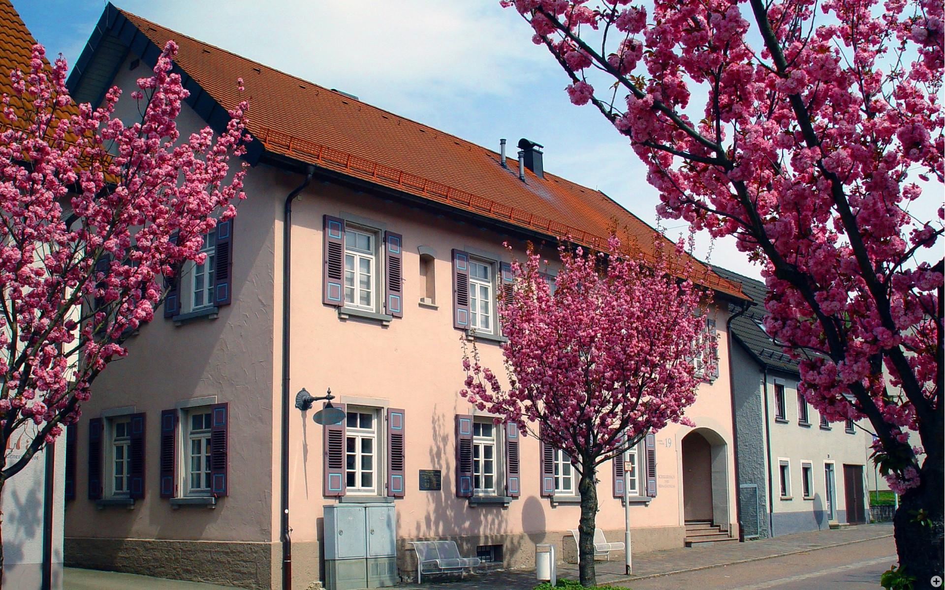 Das Heimatmuseum im Schillerhaus