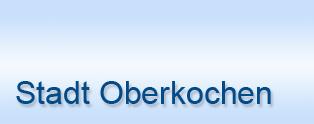 Logo der Stadt Oberkochen